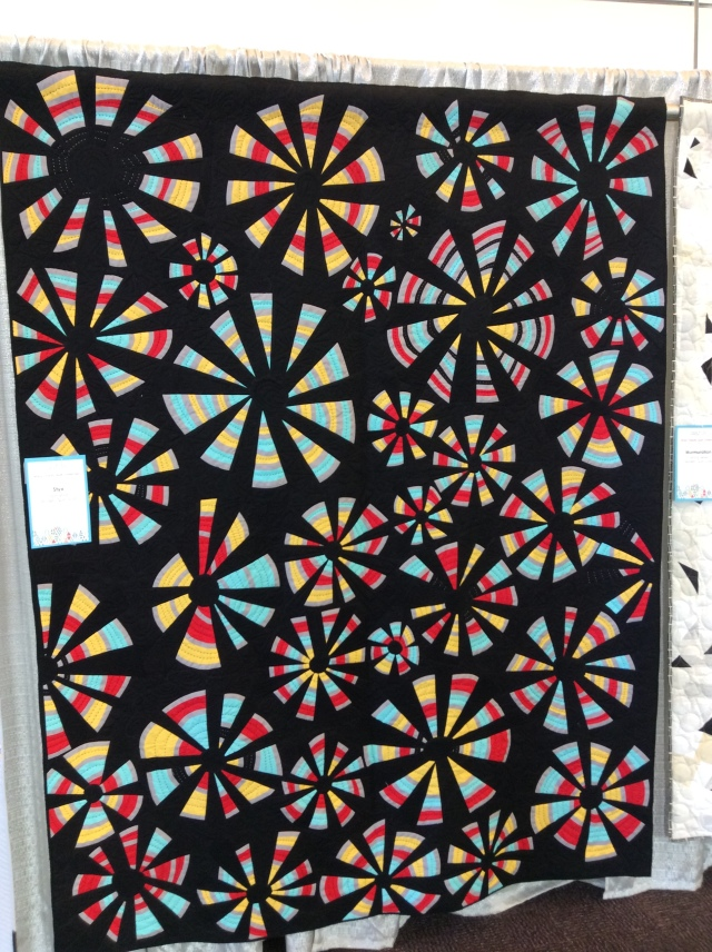 Styx by the Tasmanian Modern Quilt Guild