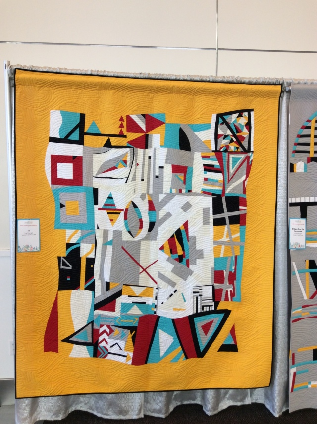 Tri by the Triangle Modern Quilt Guild