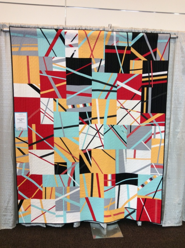 Every Which Way by the Montreal Modern Quilt Guild