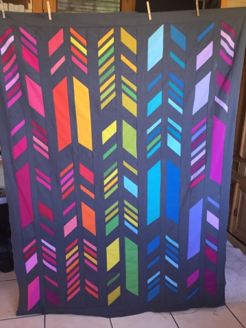 Feathers Quilt
