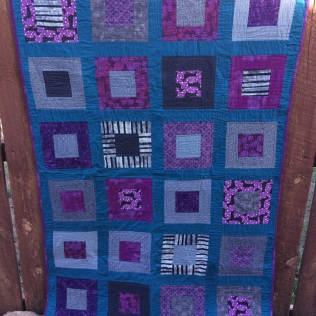 San Francisco Windows Quilt